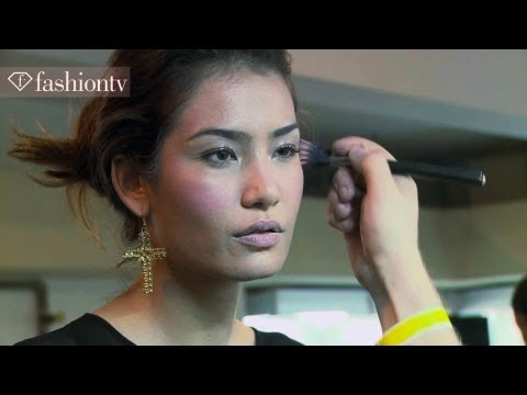 The Best of Hair & Makeup on FashionTV | FashionTV
