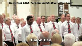 Video Calon Lan   Toronto Welsh Male Voice Choir (TWMVC) download MP3, 3GP, MP4, WEBM, AVI, FLV Oktober 2018