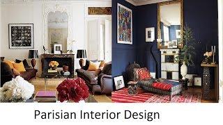 Parisian Interior Design That You Can Copy In Your Design