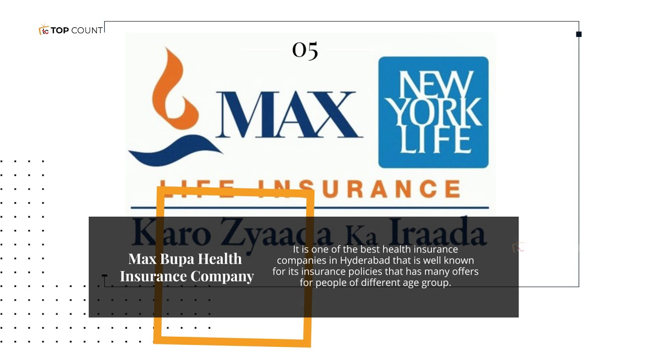 Best Rated Health Insurance Companies >> Top 10 Best Health Insurance Companies In Hyderabad Topcount