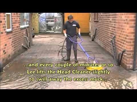 Cleaning Block paving Driveway sealing pressure jet washing Liverpool Wigan Manchester Warrington