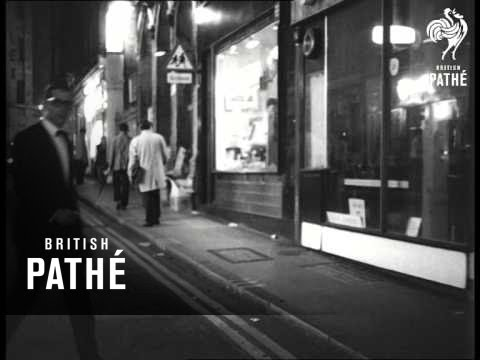 Soho At Night (1968)