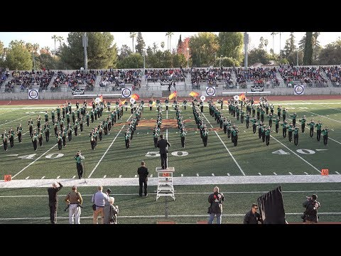 Japan Honor Green Band - 2020 Pasadena Bandfest