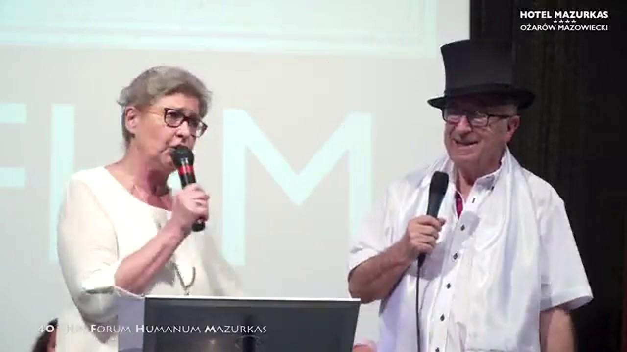 40 FHMazurkas- Irena i Andrzej Bartkowscy -