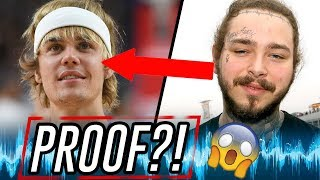 JUSTIN BIEBER IS POST MALONE?! | Issa Conspiracy