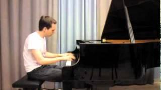 "Vivaldi - ""Spring"" I. Allegro, Piano version"