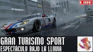Gran Turismo Sport puede ser maravilloso: un espectáculo bajo la lluvia en las autopistas de Tokyo