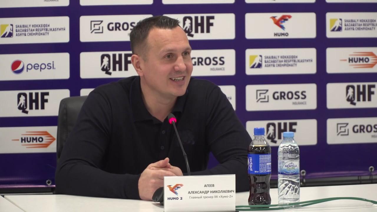Интервью с главным тренером \