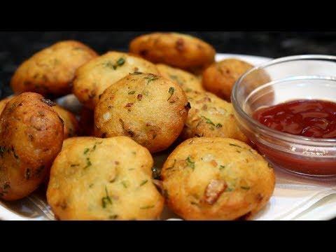 Aloo Suji Cutlet | Potato Semolina Cutlet | Rava Cutlet Recipe