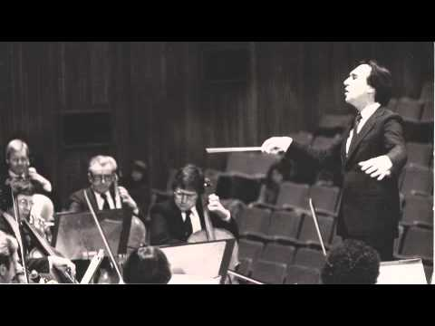 Britten Variations and Fugue on a theme of Purcell - Abbado