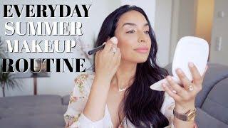 Meine EVERYDAY SUMMER Makeup ROUTINE | Lamiya
