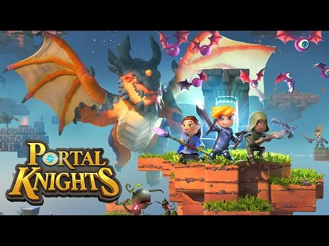 Portal Knights Youtube Video