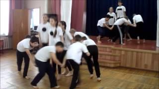 Открытый урок ритмики. ГБОУ Школа 1301