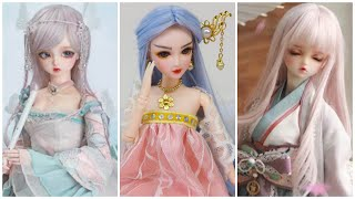 Doll Makeover Transformation ~ DIY Miniature Ideas for Barbie ~ Wig, Makeup, clothes and More!