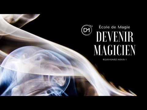 Apprendre la magie en ligne : Une école de magie pour apprendre des tours professionnels !