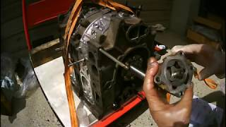 Rebuild rx8 motor rotatif wankel 13B part2