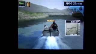 Pro Fishing Challenge demo video (Xbox)