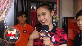 Mega Aulia Memasak untuk Pemain dan Kru Anak Langit - Hot Shot 26 Mei 2017