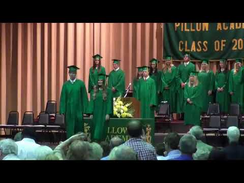Pillow Academy Graduation 2019