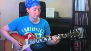Old Bones Blues Rockschool guitar grade 3 2012-2018