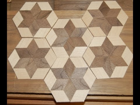 woodworking-projects---how-to-make-custom-designs-in-wood-veneer---band-saw-methods-&-skills