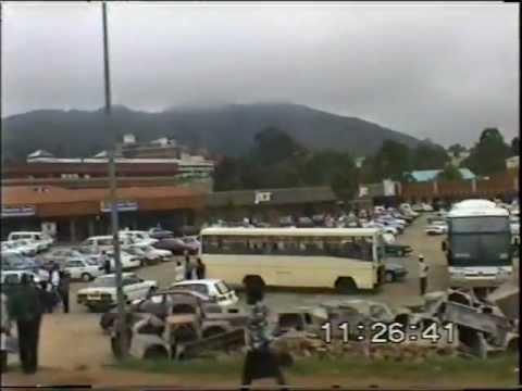 Swaziland - luty ' 98