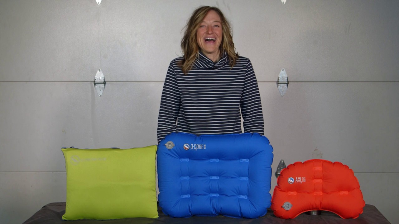 pillows axl air q core deluxe sleeping giant deluxe