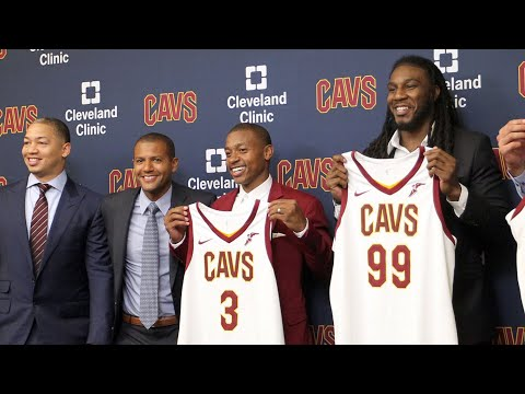 Tyronn Lue's view of the new look Cavs