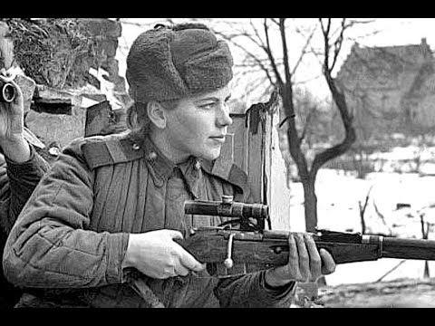 Самые результативные снайпера Второй мировой войны