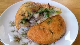 Deep Fried Oyster & Chinese Chives 炸蚵嗲 Taiwanese Street Food