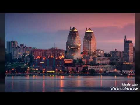 Ночной Днепр !!! Слайд шоу !!! Красивые фото Днепра с музыкой !!!