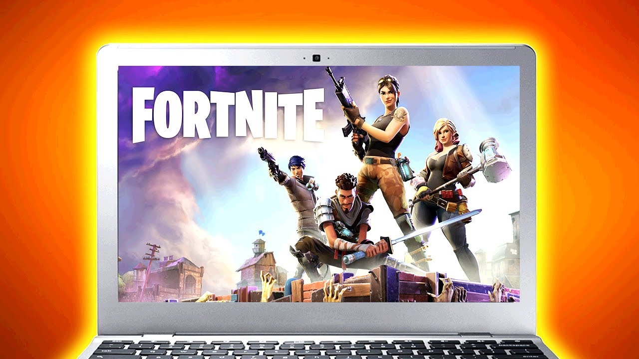 Fortnite on Chromebook | Moonlight Streaming