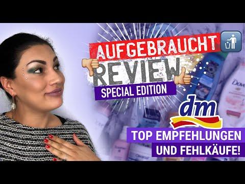 Aufgebraucht - DM SPECIAL EDITION - Mega Empfehlungen Und Flops Bei DM !