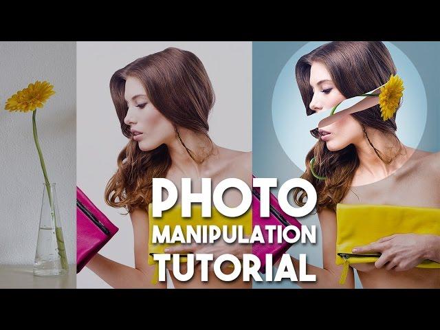 Photo manipulation tutorial | Photoshop