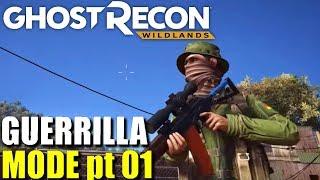 Ghost Recon Wildlands WHAT IS GUERRILLA MODE?