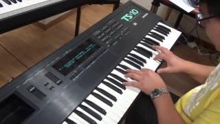MusicEyes ENSONIQ TS10 sound Review