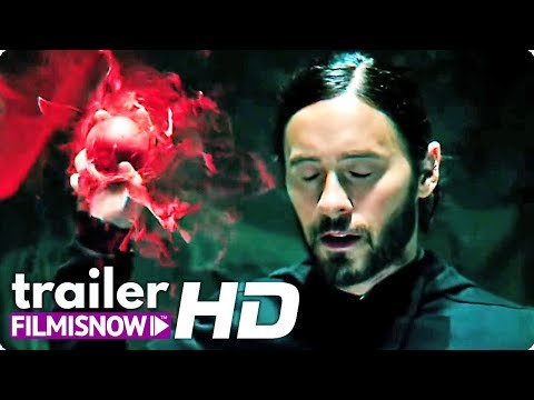 MORBIUS (2020) Trailer DUB do filme Marvel com Jared Leto