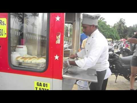 Visit to India - Part 40: Goa - Margao and Colva Beach