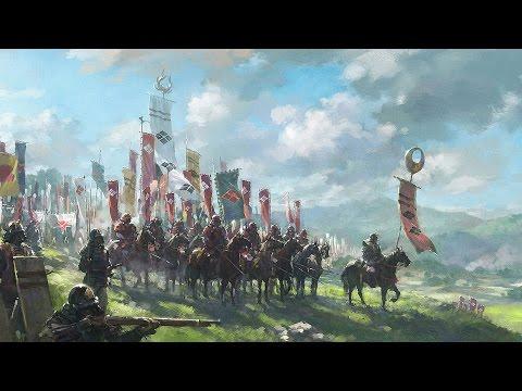 History of the Samurai - Origins and War