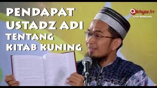 Video Pendapat Ustadz Adi Hidayat Tentang Kitab Kuning Yang Dipelajari di Daerah (Pesantren) download MP3, 3GP, MP4, WEBM, AVI, FLV Oktober 2018