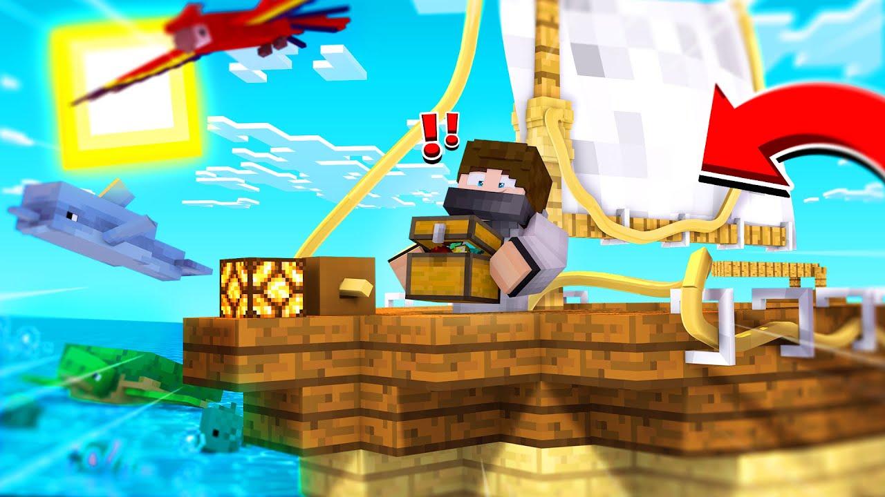 TEKNEYLE TAŞINDIK - BeybiCraft Bölüm 5 (yüz!) - Minecraft