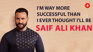 Saif Ali Khan: 'You don't want people throwing chappals at you.