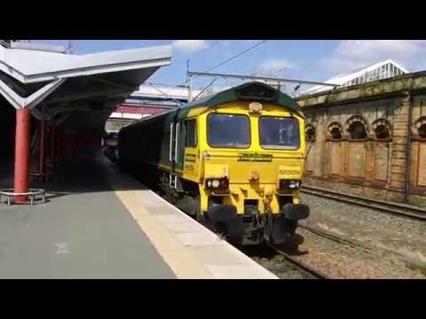 COMPILATION OF CREWE STATION.