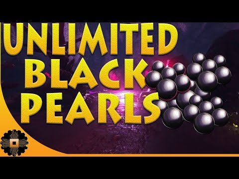 UNLIMITED BLACK PEARLS! ARK ABERRATION HOW TO GET BLACK PEARLS. Ep. 24