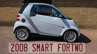 2008 Smart ForTwo Goes for a Drive