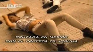 Day 2: The Crusade In Mexico (México Cruzada) With Prophet TB Joshua 2015 (Part 6/9). Emmanuel TV