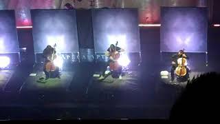 Apocalyptica - Enter Sandman, Mexico City, Teatro Metropólitan, 15 Noviembre 2017