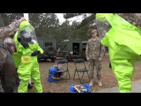 Michigan National Guard trains with SPP partner Latvia