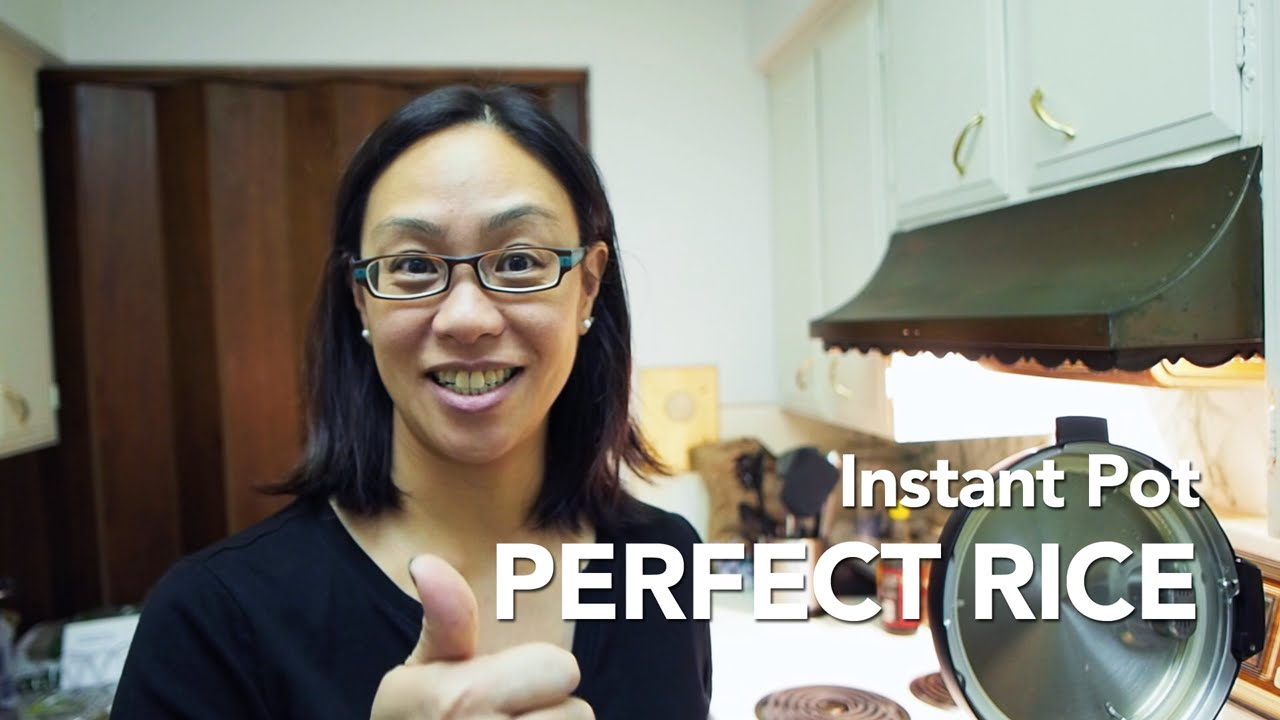 how to cook perfect rice in pressure cooker