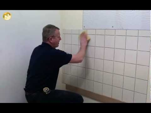 Tommys Trade Secrets How To Tile A Wall Youtube